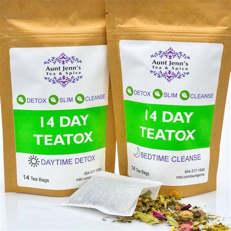 T Teatox 14days 14 day teatox