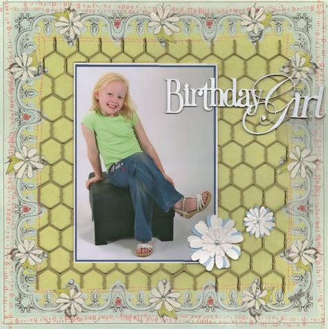 421 best scrapbooking birthdays images on