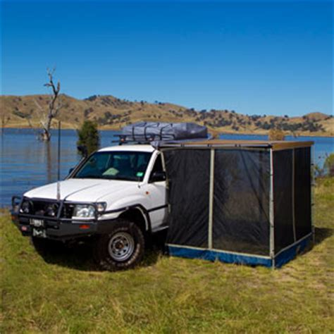 arb touring awning price arb mozzi net awning 2500 x2100 lrs offroad