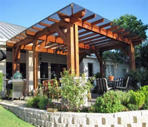 Know About Fantastic Pergola Covers Of Your House Pergola Cover Ideas