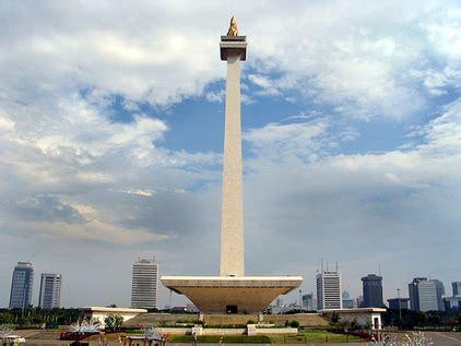 wisata indonesia monas monumen nasional
