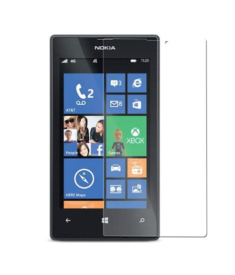 Tempered Glass Nokia X hale premium quality tempered glass screen protector for