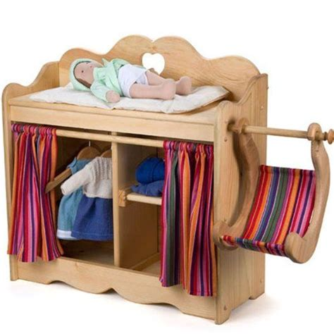 baby doll changing table wood wooden doll changing table baby doll furniture