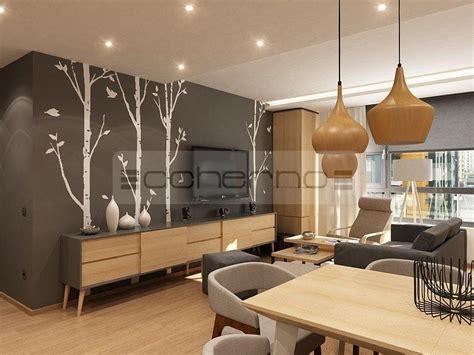 Wohnzimmer Innendesign by Acherno Wohnen Im Skandinavischen Design