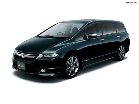 Honda Odyssey Absolute 2004 photos of honda odyssey absolute rb1 2004 08 1280x960