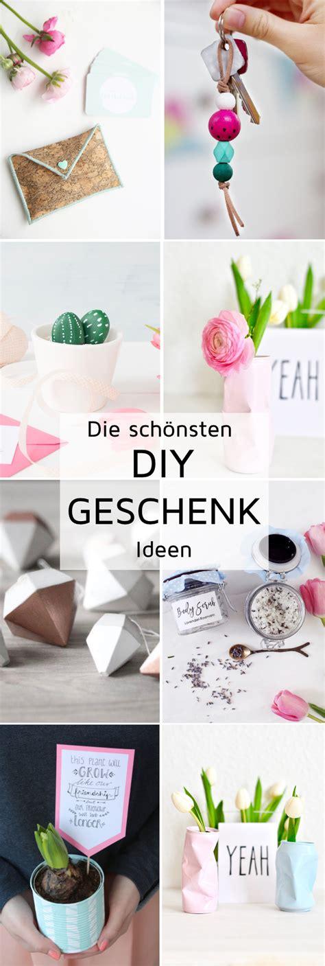 Diy Ideen Geschenke by Diy Geschenke Kreative Geschenkideen Zum Selbermachen