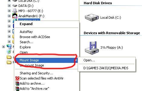 cara membuat file iso alcohol 120 1hacker s agustus 2011