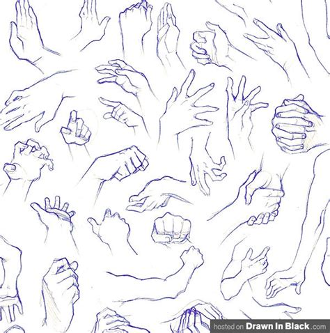 how to draw hands 35 tutorials how tos step by steps how to draw hands 35 tutorials how to s step by steps