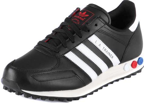 Adidas La Trainer adidas la trainer chaussures noir blanc