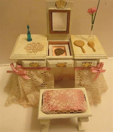 dollhouse vanity 17 best images about dollhouse jewels vanity on