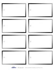free printable templates 5 best images of printable blank tag templates printable