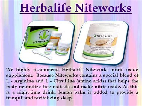 Niteworks Nitework Herballife Niteworks Herballife Herbal herbalife niteworks authorstream