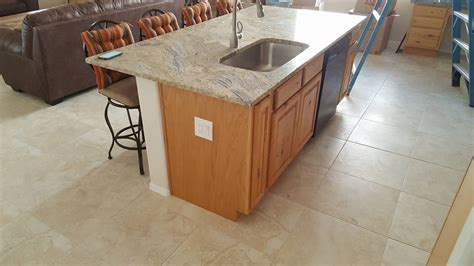 kitchen island installation kitchen island tile installation san remodeling