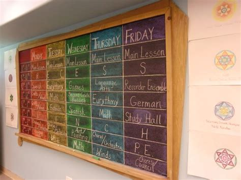 Self Design Homeschool 17 Best Images About Teach Schedule On Visual
