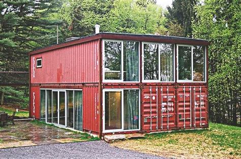 haus aus seecontainer 10 shipping container buildings for homes and outbuildings