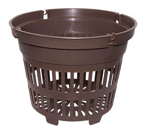 Net Pot 10cm Net Pot ghe net pot pots trays seedspotter