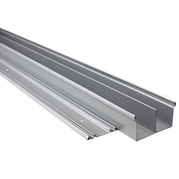 rails au sol de portes coulissantes pour une solution de