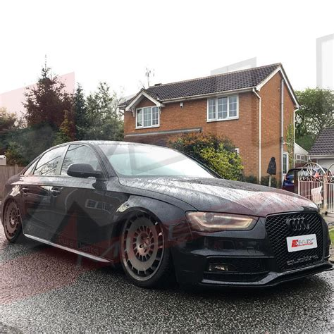 Audi A4 Grill by Audi A4 B8 5 2012 To Rs4 Front Grill Quot Black Edition Quot