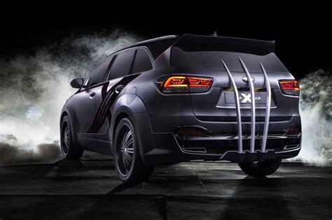 Is Kia Going To Make A Truck The The Kia X Car