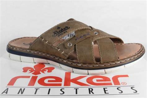 Rieker Herren Pantoletten 922 by Rieker Herren Pantoletten Rieker Schuhe Damen Sandalen