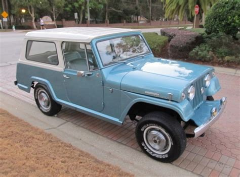 1973 jeep commando for sale jeepster commando
