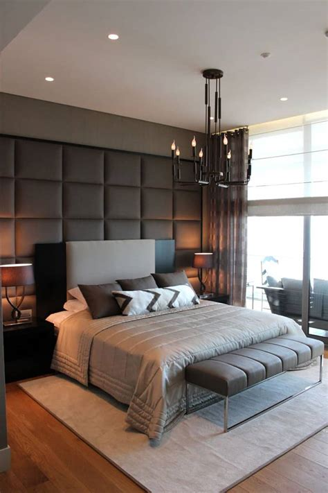 manly bedroom design 20 modern contemporary masculine bedroom designs