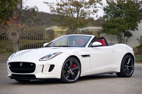F Type Jaguar 2014 2014 Jaguar F Type V8 S Review Photo Gallery Autoblog