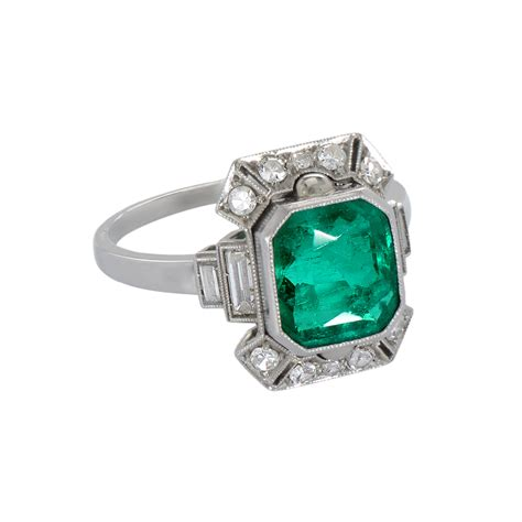 emerald and ring morelle davidson