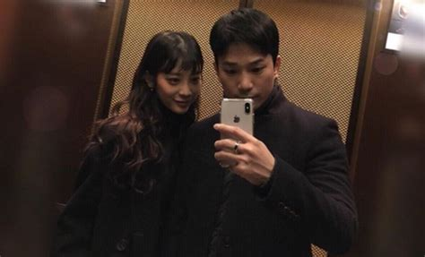 Kristik Pasangan Korea 2 10396 sungguh beruntung 6 oppa ini pacaran dengan artis cantik korea kabar berita artikel