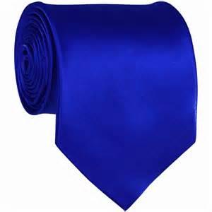 color tie royal blue solid color ties mens neckties groom and