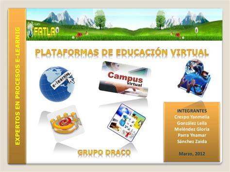 imagenes de universidades virtuales plataformas virtuales