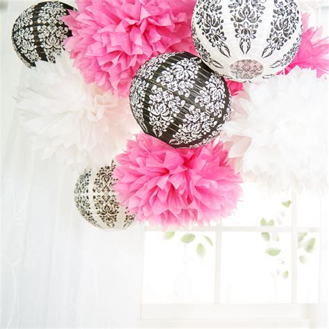 Damask Decorations by Damask Celebration Birthday Express