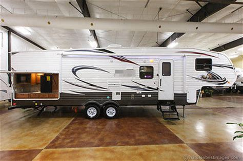 fifth wheel cers with bunkhouse and outdoor kitchen new 2014 295bhss lite bunkhouse fifth 5th wheel slide out