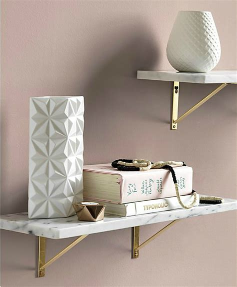 Marble Wall Shelf by Twenty Wall Shelves That Add Style As Well As Storage To