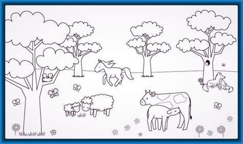 imagenes faciles para dibujar paisajes paisajes para dibujar a mano archivos dibujos faciles de