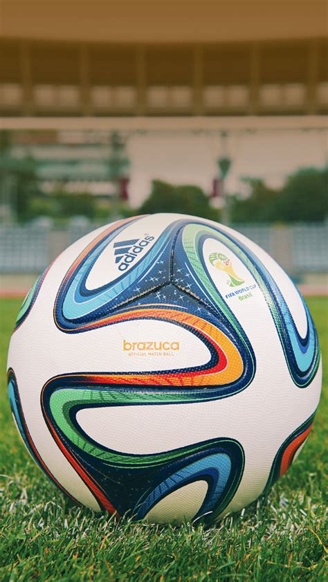 wallpaper for iphone football brazuca football world cup 2014 iphone 5 wallpaper hd