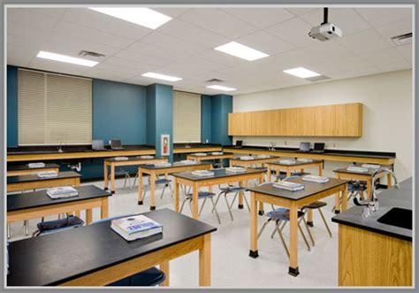 tata ruang kelas yang nyaman nuansa tenang untuk desain ruang kelas pendidikan tinggi