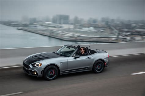2017 fiat 124 spider abarth 2017 fiat 124 spider abarth one week review automobile