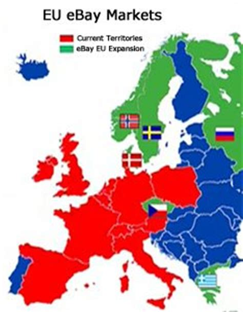 Ebay Europe | ebay officially announce expansion in europe tamebay