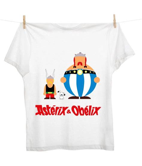 Asterix Obelix 14 T Shirt Size L plain white adventures of asterix obelix t shirt buy plain white adventures of