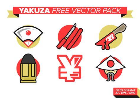 yakuza tattoo vector free download yakuza free vector pack download free vector art stock