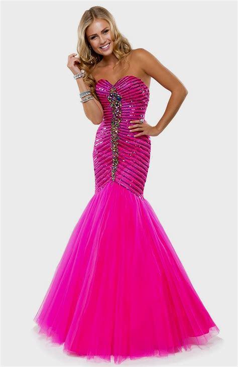 Dress Mermaid Pink blue mermaid prom dresses naf dresses