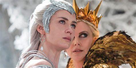 la reina de las cr 237 tica de quot las cr 243 nicas de blancanieves el cazador y la reina del hielo quot taquilla de cine