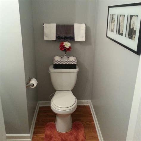 Burlington Coat Factory Bathroom Accessories My Grey Bathroom Rev Spending Less Than 150 Behr