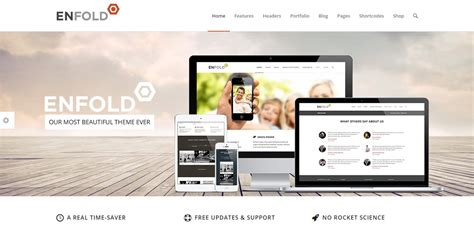 enfold theme live preview top 25 all time most popular wordpress themes on