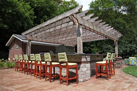 Pergolas and Pergola Design in Appleton, WI