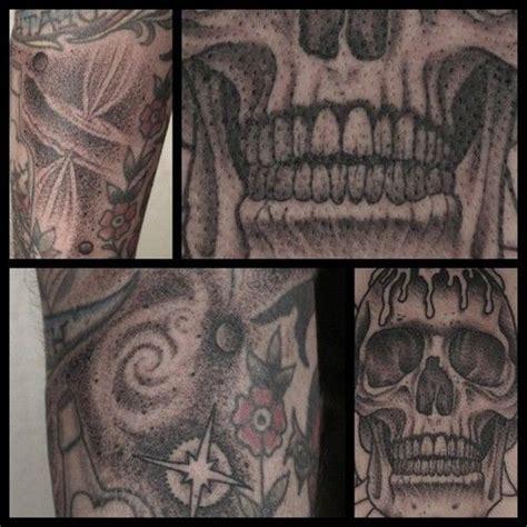 skulls space filler tattoo design skulls and outer space space filler sultana saved