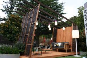 backyard screens outdoor out deco garden screens image gallery