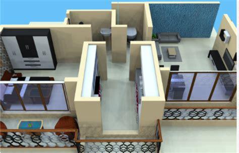 bhk home interior design  expert