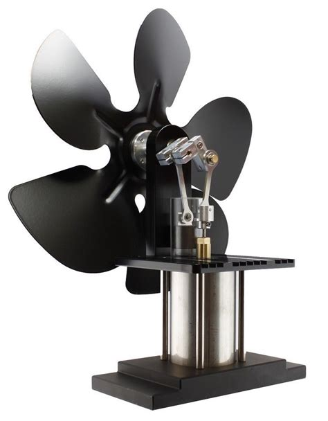 wood burning stove circulating fan vulcan heat powered wood burning stove top fan eco